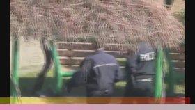 Samsunda Parkta Yiyişirken Polise Yakalanan Çift