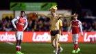 Sutton United - Arsenal Maçında ilginç Olay