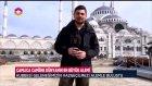 Çamlıca Camii'ne Dünyanın En Büyük Alemi - Trt Diyanet