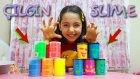 Çok Çılgın Değişik Yeni Slime Kutuları Bulduk Crazy Slime Emoji Slime | Slime Çorbası