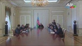 İlham Aliyev'in Eşini 1. Yardımcsı Olarak Ataması