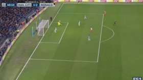 Manchester City 5-3 Monaco (Maç Özeti - 21 Şubat 2017)