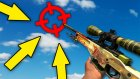 Scope Hilesi İle Batu'yu Trolledim! - Cs:go No Scope Challenge