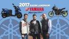 Yamaha Basın Lansmanı | 2017 Model MT 09 ABS | YS 125 | Tricity 155 | X-MAX 300,