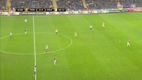 Fenerbahçe 1-1 Krasnodar (Maç Özeti - 22 Şubat 2017)