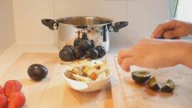 Karışık Meyve Suyu Yapılışı