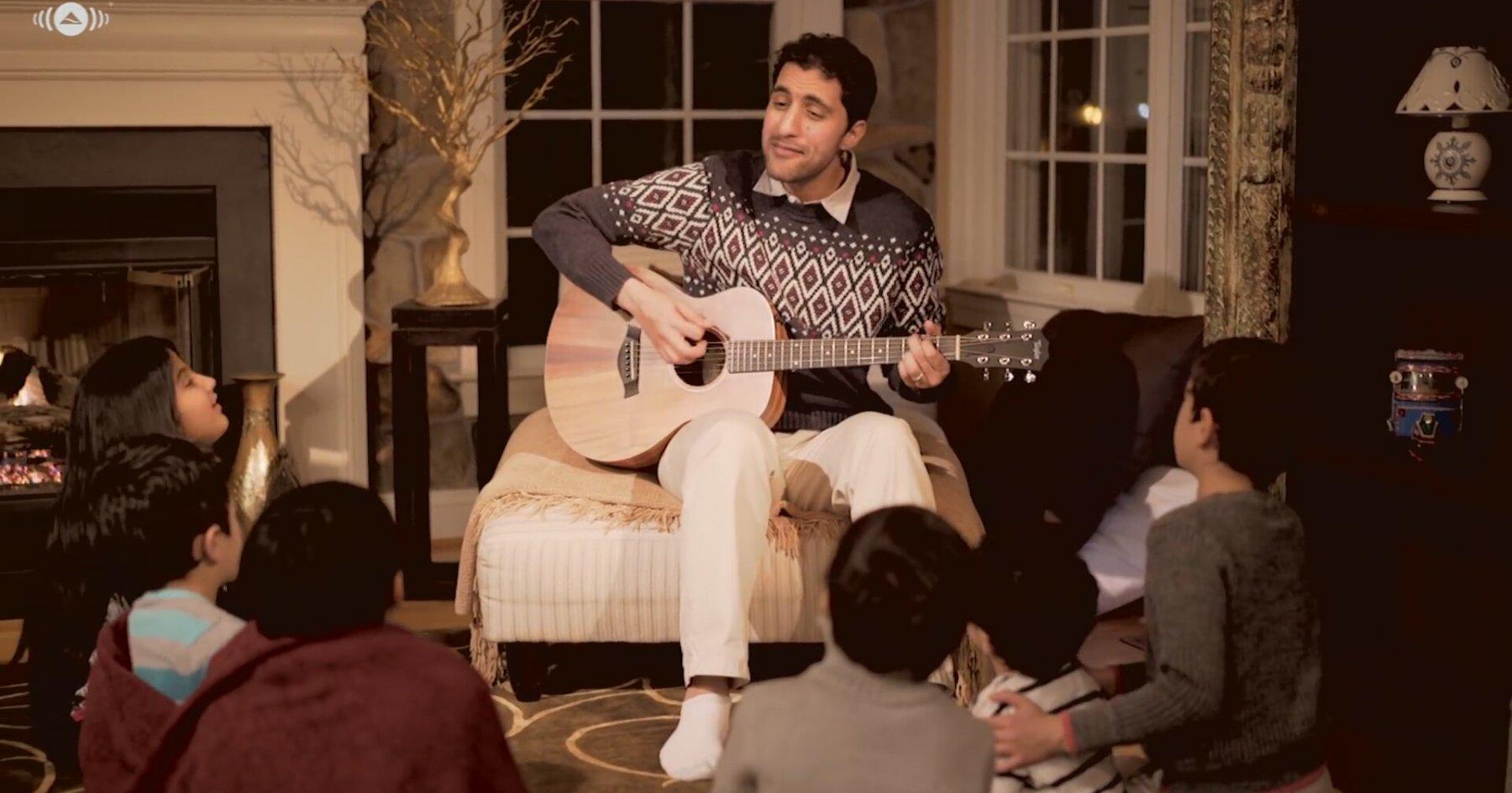the muslim christmas song lyrics
