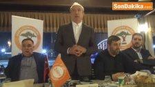 Bursa) AK Parti Mardin Milletvekili Miroğlu: