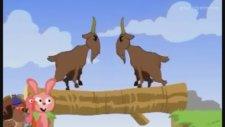 İki İnatçı Keçi | Çocuk Şarkısı