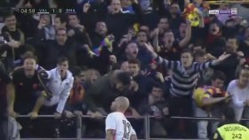 Valencia 2-1 Real Madrid (Uzun Özet - 22 Şubat 2017)
