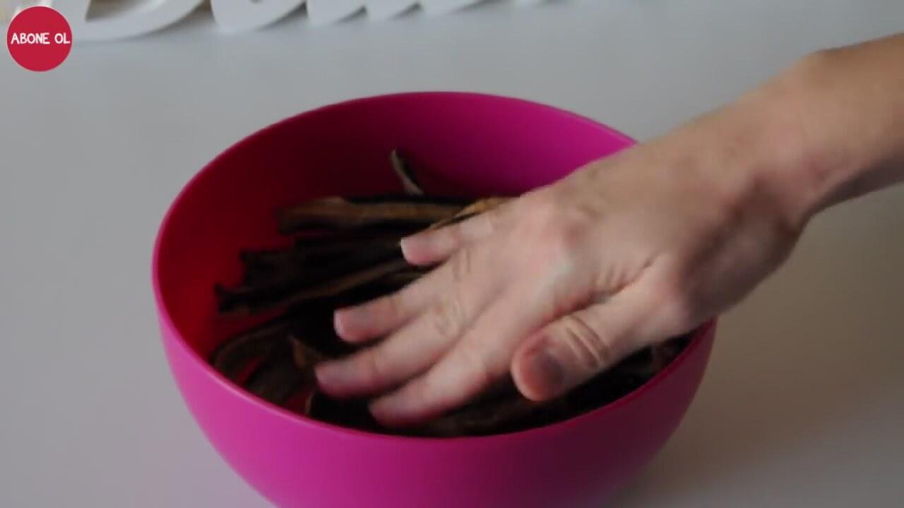 Yoğurtlu Patlican Salatası Yapılışı Videosu