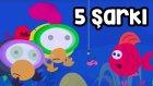 5 Sevilen Çocuk Şarkısı Bir Arada - Limon ile Zeytin