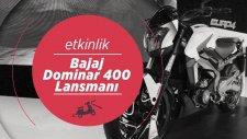 Bajaj Dominar 400 Lansmanı   Motobike İstanbul 2017   Fiyat 17.998 TL