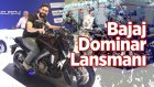 Bajaj Dominar 400 Lansmanı | Motobike İstanbul 2017