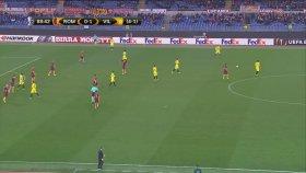 Roma 0-1 Villarreal (Maç Özeti - 23 Şubat 2017)