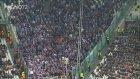 Trabzonspor Taraftarı Juventus Arenayı Yakıyor