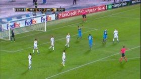 Zenit St. Petersburg 3-1 Anderlecht (Maç Özeti - 23 Şubat 2017)