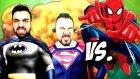 Batman Ümidi ve Superman Sesegel ! Spiderman ve Ekibine karşı !