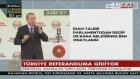 Cumhurbaşkanı Erdoğan: Gerekirse idam için referandum yapabiliriz