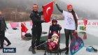 Derya Can'dan Buz Altında Yeni Dünya Rekoru