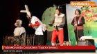 Yüksekova'da Çocukların Tiyatro Sevinci
