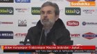 Atiker Konyaspor-Trabzonspor Maçının Ardından - Aykut Kocaman