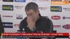 Atiker Konyaspor-Trabzonspor Maçının Ardından - Ersun Yanal