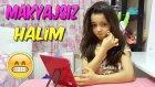 Bakımsız Melike'nin İmdadına Sürpriz Baba Yetişiyor Ve Barbie Makyaj Seti Veriyor! | Komedi