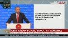 Cumhurbaşkanı Erdoğan Kitap Fuarı'nda konuştu
