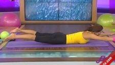 Ebru Şallı Pilates Kalça Sıkılaştırma