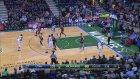 Giannis Antetokounmpo'dan Jazz'e karşı 33 sayı, 12 ribaund & 5 top çalma