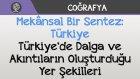 Mekânsal Bir Sentez: Türkiye - Türkiye'de Dalga ve Akıntıların Oluşturduğu Yer Şekilleri
