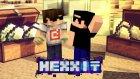 Minecraft: HEXXIT #5 - KULEYİ FETHETTİK!