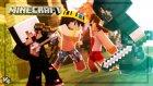 Minecraft Tarihindeki Büyük Kapışma!!! (Wolvoroth & Ben)(Bugraak & Pandik)
