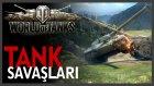 Tank Savaşları Online Oyun - World of Tanks