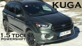 Test - Ford Kuga 1.5 TDCI Powershift