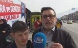 Halk Otobüsünde Skandal Olay Yaşanması  Bursa