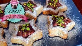 Kremalı Milföy Pastası (Porsiyonluk) & Milföy Çubukları | Ayşenur Altan Yemek Tarifleri
