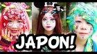 Sadece Japonya'da Görebileceğiniz 10 Garip Moda Akımı