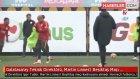 Galatasaray Teknik Direktörü, Martin Linnes'i Beşiktaş Maçı Kadrosuna Almadı