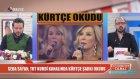 Seda Sayan Kürtçe Şarkı Okudu