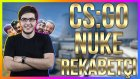 YENİ NUKE HARİKA - CS:GO Rekabetçi Türkçe #74