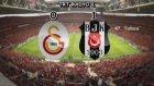 Galatasaray 0-1 Beşiktaş (Maç Özeti Radyo Anlatımlı - 27 Şubat 2017)