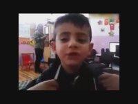 İngilizce İle Elif Ba'yı Karıştıran Çocuk