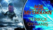 Defansif Savaşlar Oyun Kazandırır / Age Of Mythology  - Türkçe Oynanış