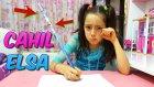 Okuma Yazma Bilmeyen Cahil Elsa'nın Yardımına Sürpriz Baba Geliyor | Parodi