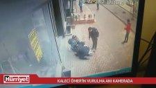 Ömer'in Vurulma Anı Kamerada