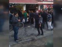 Sokak Ortasında Kadına Şiddet - Adana