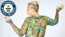 Vücudunda En Çok Dövme Barındıran İnsan: Charlotte Guttenberg