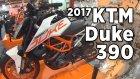 Yeni Duke 390 (2017 model) | Motobike İstanbul 2017